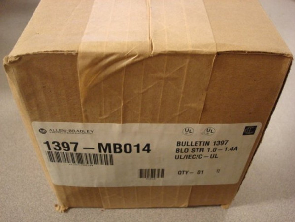 Allen Bradley 1397-MB014 Motor Blower Starter Option SEALED
