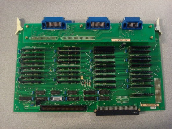 Nachi UM803A Control Board with UM080 Expansion Used