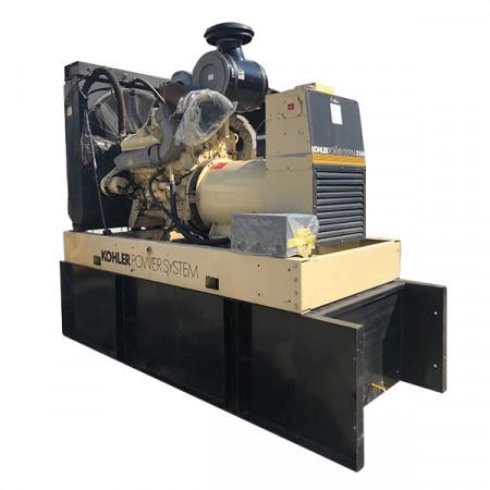 Used 350 KW Diesel Generator Kohler 350ROZD71 Detroit 8V92 TESTED FOR SALE