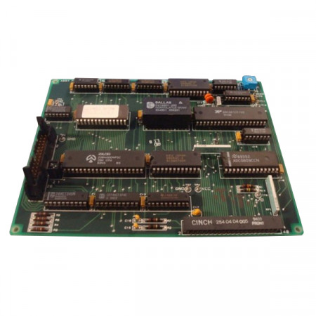 Leybold Inficon 702-122-G HLD 4000 CPU Board New