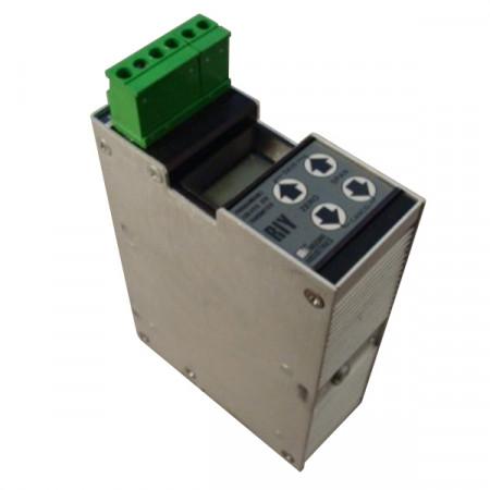Moore RIY/R0-0-300F/4-20MA/12-42DC RTD Transmitter Used