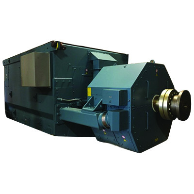 Electric generator motor Homemade New 18000 Hp 12470 Volt 1200 Rpm Abb Ams 900l6l Motor Or 93 Mw Generator Hyundai Electric Surplus Abb Ams 900 L6lbst Motor Generator 1200 Rpm 12470 Volts For Sale