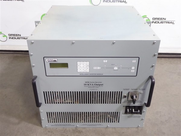 Philtek HPRi-INV-10K-120-E 10 kVA Output Intelligent Inverter Module Used