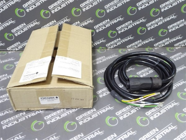 Yokogawa WU40-LH02 Conductivity Cable New NIB