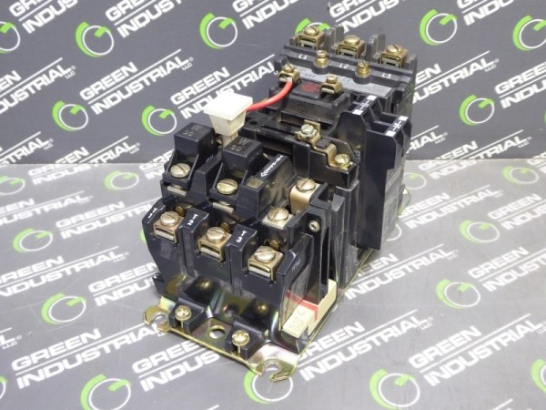 Allen Bradley 509-BOD NEMA Size 1 Full Voltage Starter 10HP 575V Used