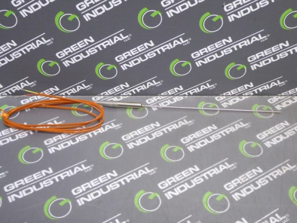 Omega TJ36-CASS-116U-6 Transition Joint with Thermocouple Probe Used