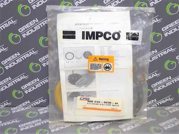 LPM 000 233-9030-M Vacuum Kit with Silicone Repair Used