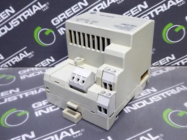 Allen Bradley 1794-ASB/D Flex I/O Power Supply / RIO Adapter Rev. A01 F/W A Used