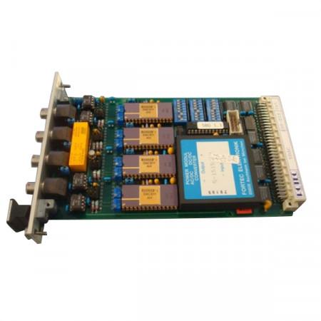 Rotec VDAC-12 Analog Output Card 100-018 VMEbus Used