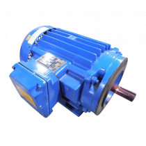 1.5 HP Elektrim LR40599 Energy Efficient Electric Motor 145TC Frame 1745 RPM New