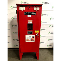 Used Diesel Fire Pump Engine Controller System For Sale by Metron Model FD2-JS