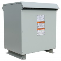 Factory New 150 KVA Dry Type Transformer 480 Delta 240 Delta CT120 10 Year Warranty 423-9267-000
