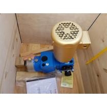 LEWA LDB1 Ethylene Glycol Pump Assembly 15.02 l/h .5 HP 230/460V New