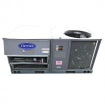 Used 5 Ton Roof Top Unit RTU Carrier Model 48TCFA06A2A6A 460 Volt Seer 13