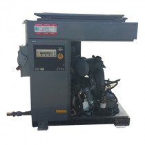 30 Horse Power Atlas Copco ZT22 Air Compressor For Parts 125 PSIG New in 1997