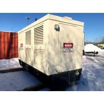 Used 500 KW Diesel Generator Cummins KTA-19-GS2 KTA19 277 / 480 Volt Enclosed with Base Tank Tested