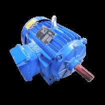 5 HP Elektrim 151041 Energy Efficient Electric Motor 184T Frame 3500 RPM Used