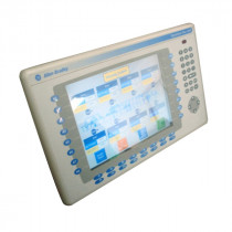 Allen Bradley 2711P-B10C4B1 PanelView Plus 1000 Operator Interface Ser. A Used