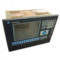 Allen Bradley 6180-AECBFFACABZ Industrial Computer Workstation Panel Ser A Used