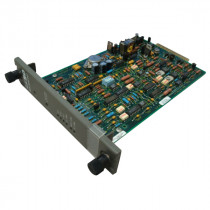 Bailey Controls 6637830G1 infi 90 Bus Monitor Module Card Used