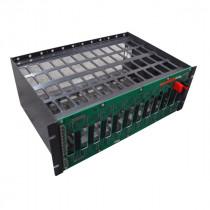 Bailey Controls IEMMU01 infi 90 Rear Module Mounting Unit Slot Rack Used