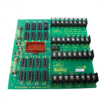 Bailey Controls NTDI01 infi 90 Digital Interface Termination Unit 6632113A1 Used