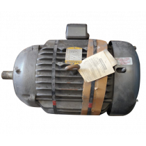 Baldor Frame 254TC VM2333T Industrial Motor 15 HP 230/460V Used