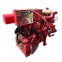 Used Diesel Fire Pump Engine For Sale John Deere PowerTech Model 6068HFC48A 6.8L Year 2012 Tier 3