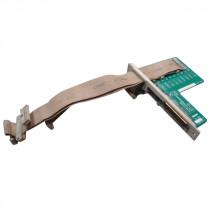 Comau 10909080 Interface Module Card IFS-10 Rev. 000 Used