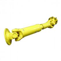 Drive Line Inc. GWB 687.35 Flexible Pump Drive Shaft Assembly with Hub Used
