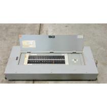 225 Amp Cutler Hammer PRL1 Pow-R-Line Circuit Breaker Panelboard 120/208V Used