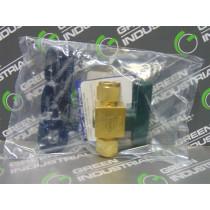 """SSP PV6-D8 FloLok Plug Valve 1/2""""x1/2"""" 3000 PSIG New NIB"""