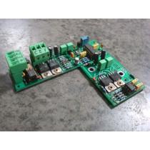 Tucker IGBTDRI/VD E100636/B223 Stud Welder Auxiliary Control Board Used