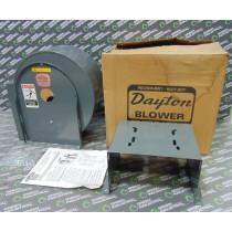 "Dayton 2C863 Blower Assembly less Motor 9"" Wheel Diameter New NIB"