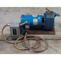 Burks Model 21123 Centrifugal Pump Assembly 2 HP 208-230/460V Used