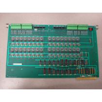 Kearney & Trecker 1-2176001 2 Word Input Isolator Board Used