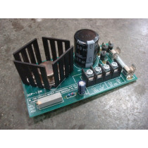 R.E. Technologies DCP-1.5W Power Supply Board Used