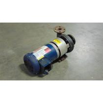 35399 HTO 80 MP Pumps 1-1/2x1-1/4 Centrifugal Hot Oil Pump 208-230/460V Used