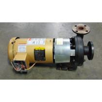 35399 HTO 80 MP Pumps 1-1/2x1-1/4 Centrifugal Hot Oil Pump 230/460V Used
