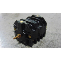 ABB Q65C Type L2 4 Contact Rotary Auxiliary Switch Used