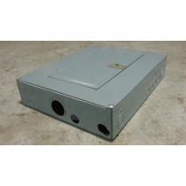 125 Amp Square D QOB12-24L125 Circuit Breaker Panelboard 120/240VAC Used