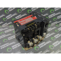 Square D 8903 SPG3 Lighting Contactor 60 Amps 110/120V Coil Used