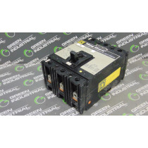 Square D FAL3600712M Mag-Gard Circuit Breaker 7 Amps 600VAC Used