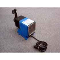 PULSATron LPD3SA-PTC1-XXX E Plus Electronic Metering Pump 11 GPD 250 psi Used