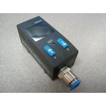 Festo SDE1-D10-G2-H18-L-PU-M8 Pressure Sensor Used