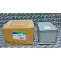 Hevi-Duty HS1F2A General Purpose Transformer 240/480 PRI 120/240V SEC 2 kVA New NIB