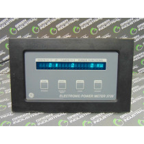 GE Power Measurement LTD 3720 ACM Electronic Power Meter Used