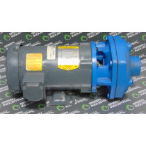 USED Ingersoll Dresser Series 2000 Centrifugal Pump 1.25X.75X5 with 1.5 HP Motor Used