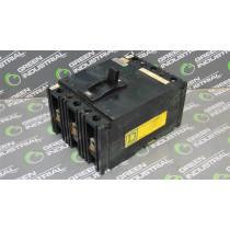 Square D FAL3601513M Circuit Breaker 15 Amps 600VAC Black Face Used