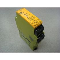 Pilz PZE X4P Safety Relay Used